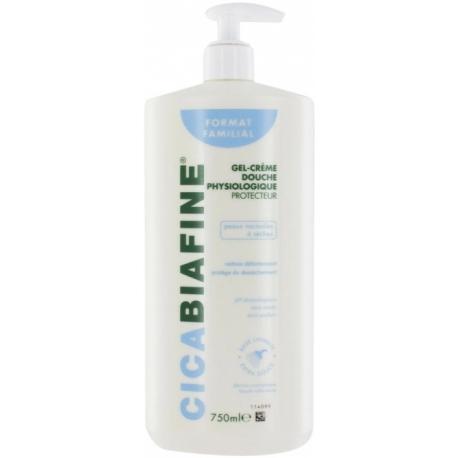 CicaBiafine Gel-Crème Douche Physiologique Protecteur 750 ml