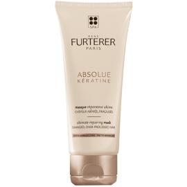 Furterer Absolue Kératine Masque Réparateur Ultime Cheveux Normaux à Fins 100 ml