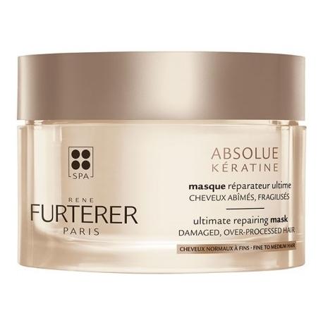 Furterer Absolue Kératine Masque Réparateur Ultime Cheveux Normaux à Fins 200 ml