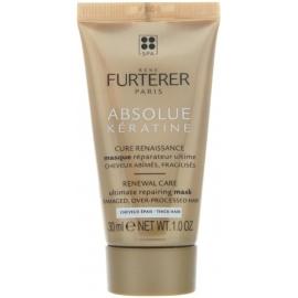 Furterer Absolue Kératine Masque Réparateur Ultime Cheveux épais 30 ml