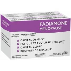 Fadiamone Menopause 60 Comprimés 30 Capsules