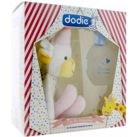 Dodie Coffret Doudou Girafe + Mon Eau De Senteur 50 ml