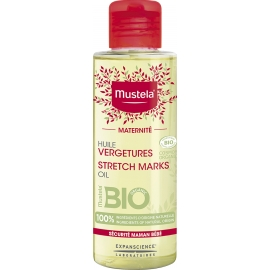 Mustela Maternité Huile Vergetures Bio 105 ml