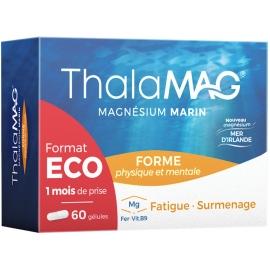ThalaMAG Forme Physique Et Mentale 60 Gélules
