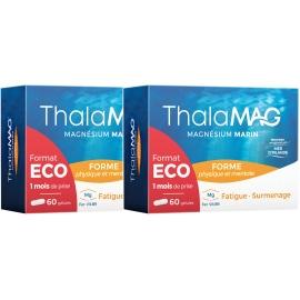 ThalaMAG Forme Physique Et Mentale 2 x 60 Gélules