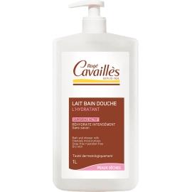Rogé Cavaillès Lait bain et douche Surgras Actif Hydratant 1 L