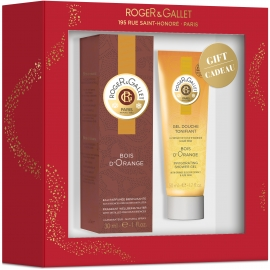 Roger & Gallet Coffret Bois d'Orange 30 ml