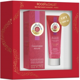 Roger & Gallet Coffret Gingembre Rouge 30 ml