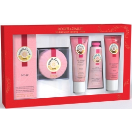 Roger & Gallet Coffret Rituel Rose 100 ml