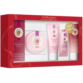 Roger & Gallet Coffret Rituel Gingembre Rouge 100 ml