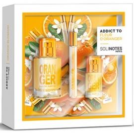 Solinotes Coffret Addict To Fleur D'Oranger