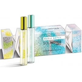 Solinotes Cracker Magic Notes Thé Blanc Yuzu