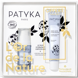 "Patyka Coffret ""Le Duo Hydratant"" Bio"