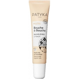 Patyka Bouche à Bouche Baume Lèvres Bio 10 ml