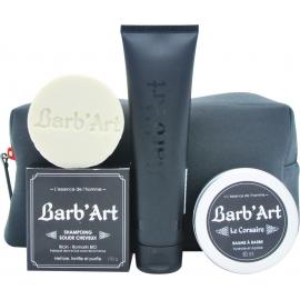 """Coffret Barb'Art """"L'essence De L'Homme"""" Bio"""