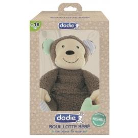 Dodie Bouillotte Bébé + 18 Mois Gorille