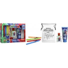 PJMASKS Coffret Eau De Toilette + Coloriage