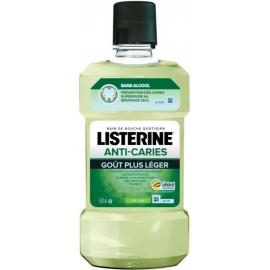 Listerine Anti-Caries Bain De Bouche Quotidien 500 ml