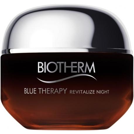 Biotherm Blue Therapy Amber Crème De Nuit Anti-âge 50 ml