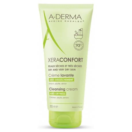 A-Derma XeraConfort Crème Lavante 200 ml
