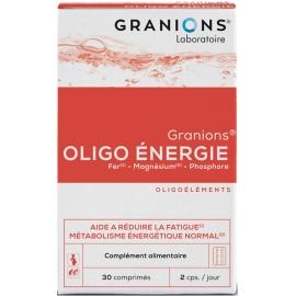 Granions Oligo énergie 30 Comprimés