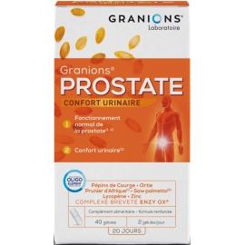 Granions Prostate 40 Gélules