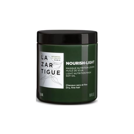 Lazartigue Nourish-Light Masque Nutrition Légère Vegan 250 ml