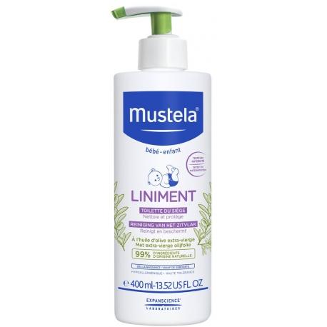Mustela Bébé Liniment dermo-protecteur oléo-calcaire 400 ml