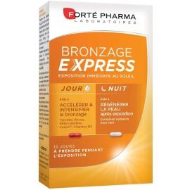 Forté Pharma Bronzage Express Jour/Nuit 30 Gélules