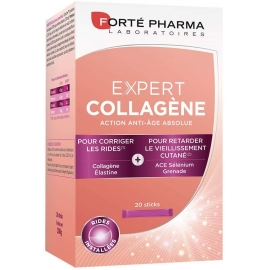 Forté Pharma Expert Collagène 20 Sticks