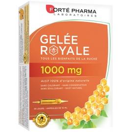 Forté Pharma Gelée Royale 1000 mg 20 Ampoules