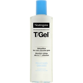 Neutrogena T/Gel Shampooing Antipelliculaire - Pellicules Grasses 250 ml
