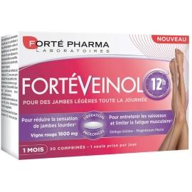 Forte Pharma FortéVeinol 12h 30 comprimés