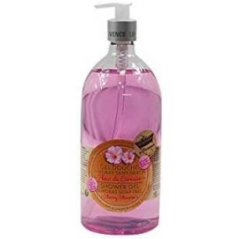 Les Petits Bains De Provence Savon Liquide De Marseille Fleur De Cerisier 1 l