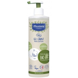 Mustela Gel Lavant Bio 400 ml
