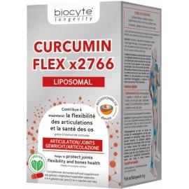 Biocyte Longevity Curcumin Flex x2766 120 Gélules