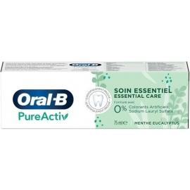 Oral-B Dentifrice PureActiv 75 ml