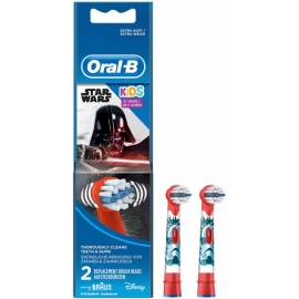 Oral-B Kids Brossette Rechange Star Wars x 2