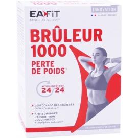 Eafit Minceur Active Brûleur 1000 60 Comprimés
