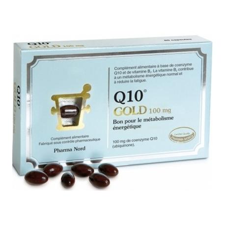 Pharma Nord Q10 Gold 100 mg 60 Capsules