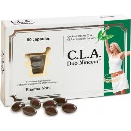 Pharma Nord C.L.A. Duo Minceur 60 Capsules