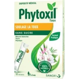 Phytoxil Sachet Toux Sans sucre x 12