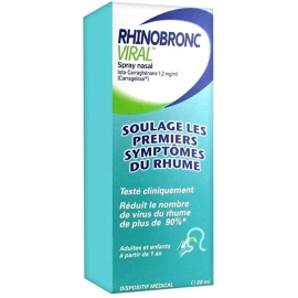 Rhinobronc Viral Spray Nasal 20 ml