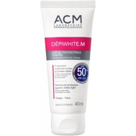 Dépiwhite.M Crème Protectrice Spf50+ Teinté 40 ml