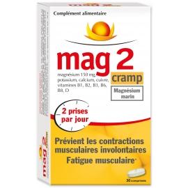 Mag 2 Cramp 30 Comprimés