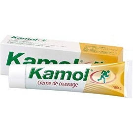 Kamol Creme de Massage 100 G