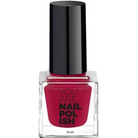 YOU ARE Vernis à Ongles New Red 13 ml