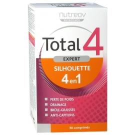 Nutreov Physcience Total 4 Expert Silhouette 30 Comprimés