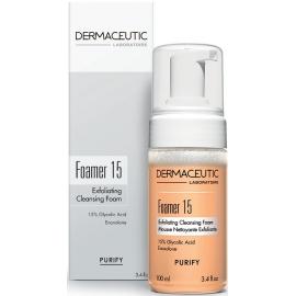 Dermaceutic Faomer 15 Mousse Nettoyante Exfoliante 100 ml