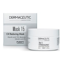 Dermaceutic Mask 15 Réducteur de Sébum 50 ml